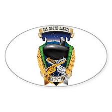 USS North Dakota SSN 784 Decal