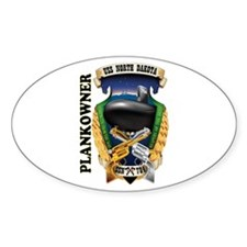 PLANKOWNER SSN 784 Decal