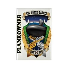 PLANKOWNER SSN 784 Rectangle Magnet