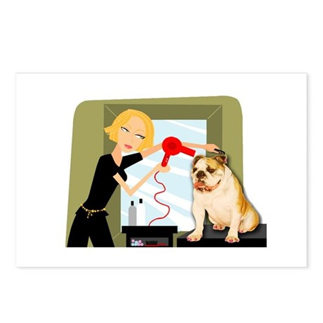 Beauti-bull Postcards (Package of 8)