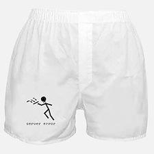 server error Boxer Shorts