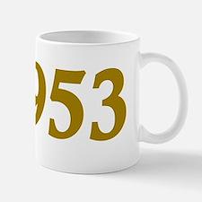 Est 1953 (Born in 1953) Mug