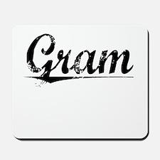 Gram, Vintage Mousepad
