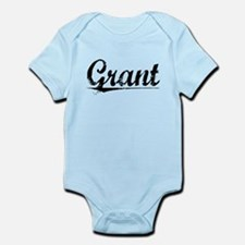 Grant, Vintage Infant Bodysuit