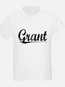 Grant, Vintage T-Shirt
