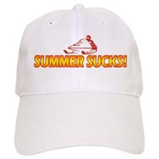 Summer Sucks Baseball Cap
