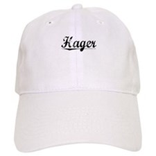 Hager, Vintage Baseball Cap