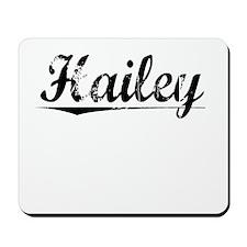 Hailey, Vintage Mousepad