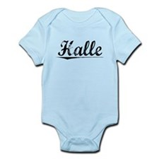 Halle, Vintage Infant Bodysuit