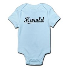 Harold, Vintage Infant Bodysuit