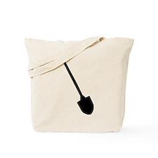 Garden shovel Tote Bag