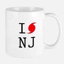 Hurricane Sandy New Jersey Mug