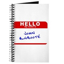 John Bigbooté Journal