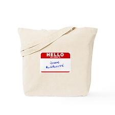 John Bigbooté Tote Bag