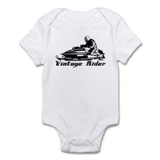 Vintage Rider Infant Bodysuit