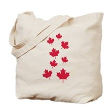 Canada maple leafs Tote Bag