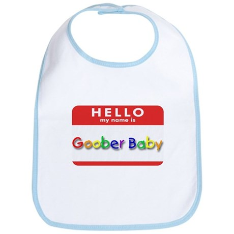 Goober Baby Bib