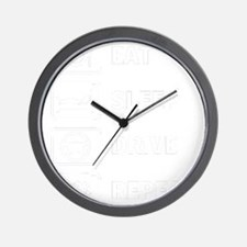 Cool Autocross Wall Clock