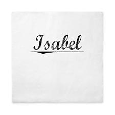 Isabel, Vintage Queen Duvet