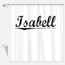 Isabell, Vintage Shower Curtain