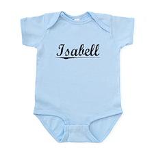 Isabell, Vintage Infant Bodysuit