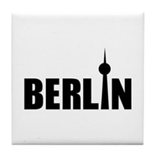 Berlin Tile Coaster