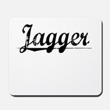 Jagger, Vintage Mousepad