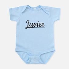 Javier, Vintage Infant Bodysuit