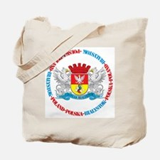 Polish Crest of Bialystok Tote Bag