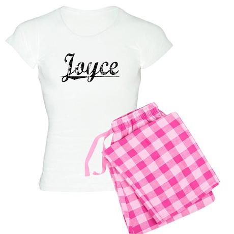Joyce, Vintage Women's Light Pajamas