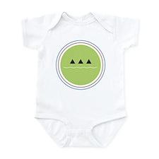 ecology logo Infant Bodysuit