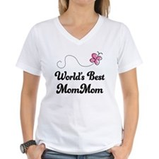 Worlds Best MomMom Shirt