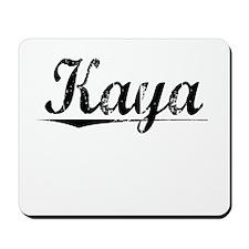 Kaya, Vintage Mousepad