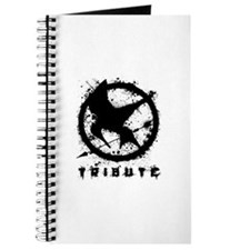 Hunger Games 1 Black (Splatter) Journal