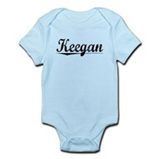 Keegan, Vintage Infant Bodysuit