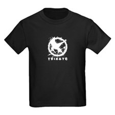 Hunger Games 1 White (Splatter) T