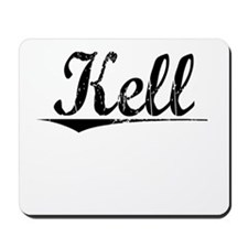 Kell, Vintage Mousepad