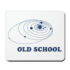 Old School Solar System Mousepad