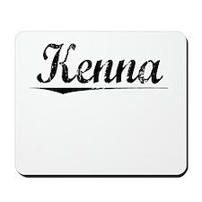 Kenna, Vintage Mousepad