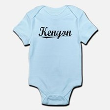 Kenyon, Vintage Infant Bodysuit