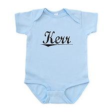 Kerr, Vintage Infant Bodysuit