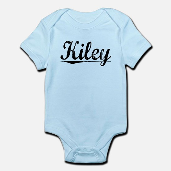 Kiley, Vintage Infant Bodysuit
