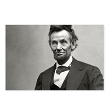 Abe Lincoln Postcards (Package of 8)