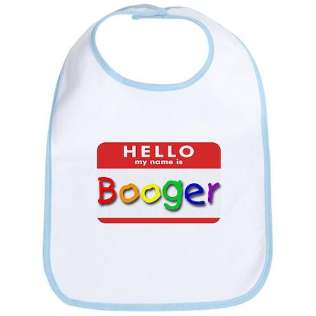 Booger Bib