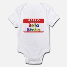 Bella Bimba Infant Creeper