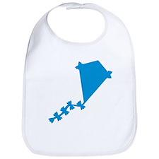Blue Kite Bib