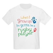 Future Rugby Player T-Shirt