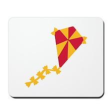 Flying kite Mousepad