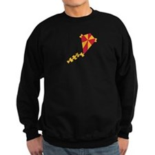 Flying kite Sweatshirt