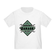 Personalized Garage T